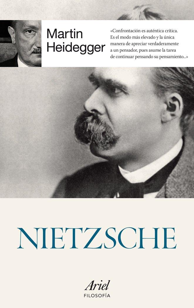Nietzsche (Ariel Filosofía): Amazon.es: Heidegger, Martin, Vermal, Juan Luis: Libros
