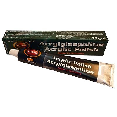 Autosol 01 001260 Acrylglaspolitur 75 ml: Automotive