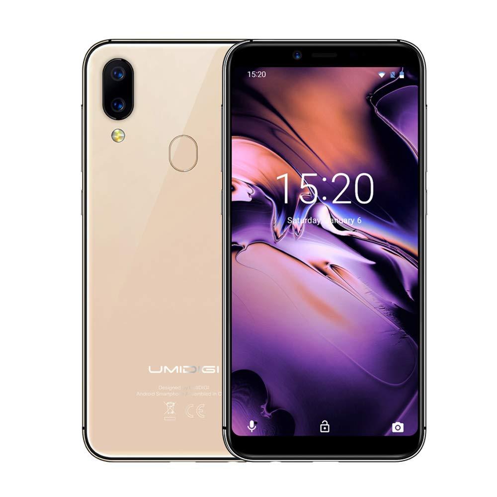 TALLA A3. UMIDIGI A3 Smartphone, 5.5