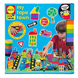 ALEX Toys - Early Learning My Tape Town - Little Hands 1522