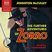 The Further Adventures of Zorro | Johnston McCulley