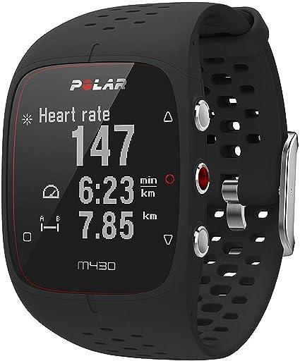ufficiale colori delicati accogliente fresco Polar M430, Orologio GPS Multisport con Cardiofrequenzimetro ...