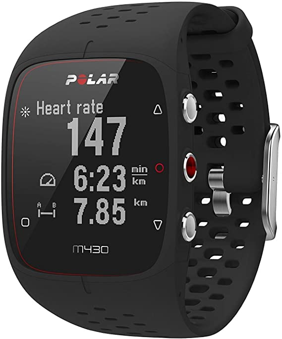 Polar M430 Reloj de Running con GPS, Adultos Unisex, Negro, S ...