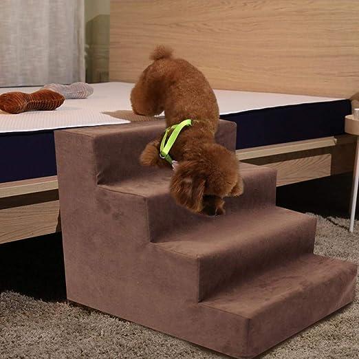 iBellete escaleras para Perro, escaleras para Mascotas, Escalera ...