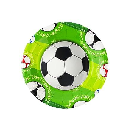 STOBOK 90 piezas de la fiesta de cumpleaños del fútbol del ...