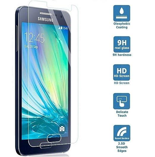 12 opinioni per 1 X Samsung Galaxy A5 (2016) Pellicola Protettiva Protettore Glass Screen