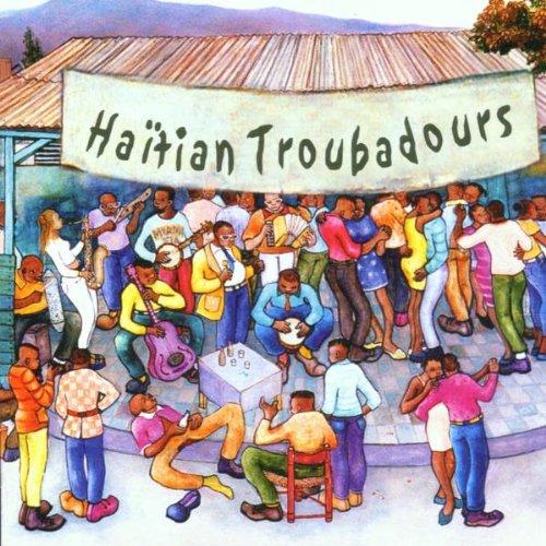 Haitian Troubadours by Sono