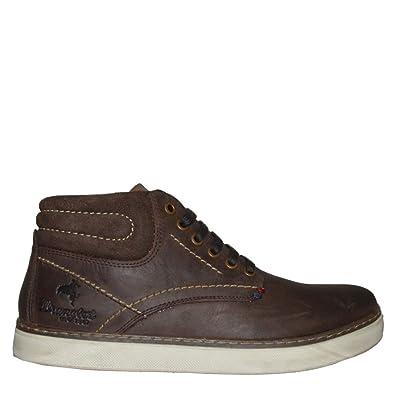 Wrangler Schuh, Herren, braun Dunkelbraun Größe: 45