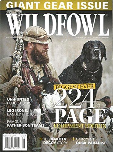 Wildfowl Magazine 2014 Equipment Issue