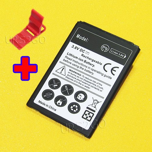 New High Capacity 2450mAh Replacement Battery for Straight Talk/Tracfone/Net10 LG Power L22C Smartphone With Additional Valueable Accessory (See Picture) -  ReelWonder