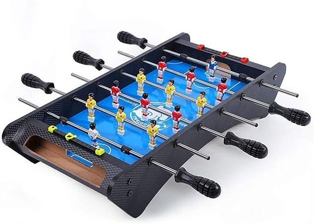 SMEJS Mesa de la máquina de Fútbol - Billar de Diapositivas Hockey futbolín Combo Arcade Juego de Mesa: Amazon.es: Hogar