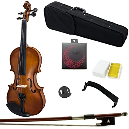 Amazon.com: Paititi, 4-String Violin (PTTVN101V-4/4 ...