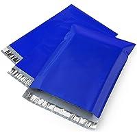Metronic - Sobres (10 x 13, 100 unidades), color azul