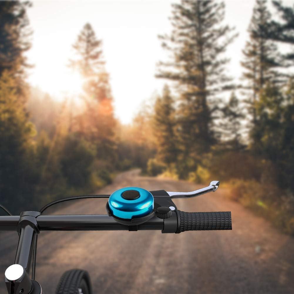 Feelava Bike Streamers,Kids Bicycle Tassel Ribbon Bike Bell Colorful Bike Ribbon Children Scooter Handlebar Streamers Bike Grips Tassels Ribbons for Girls Boys Childrens Bike Accessories