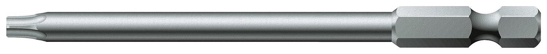 17-Piece Wera KK 60 Kraftform Bitholding Screwdriver and 3 1//2-Inch Bit Pouch Set