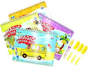 Sweepstakes: Myboree Water Coloring Drawing Books for Toddlers…