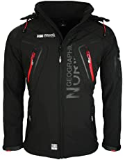 Geographical Norway Tambour Men's Softshell Jacket, Men