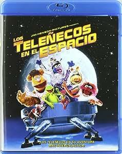Los Teleñecos en el espacio [Blu-ray]