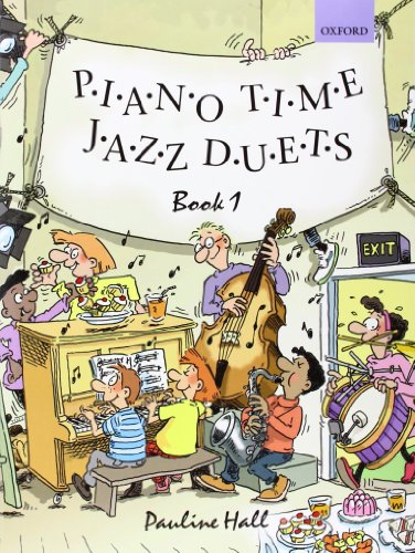 Piano Time Jazz Duets Book 1 (Bk. - Jazz Duets Book