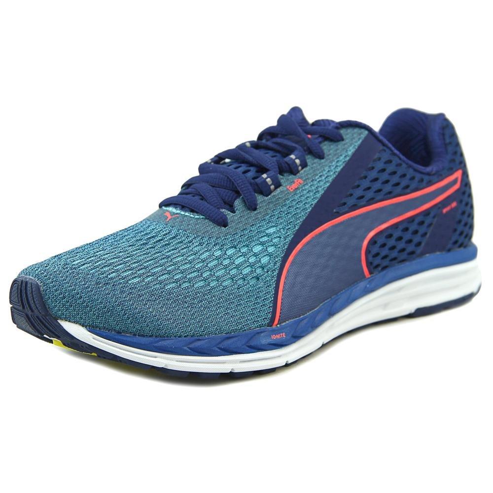 PUMA Men's Speed 500 Ignite 2 Running Shoe B07952P418 11.5 B(M) US Blue Depths-nrgy Turquoise