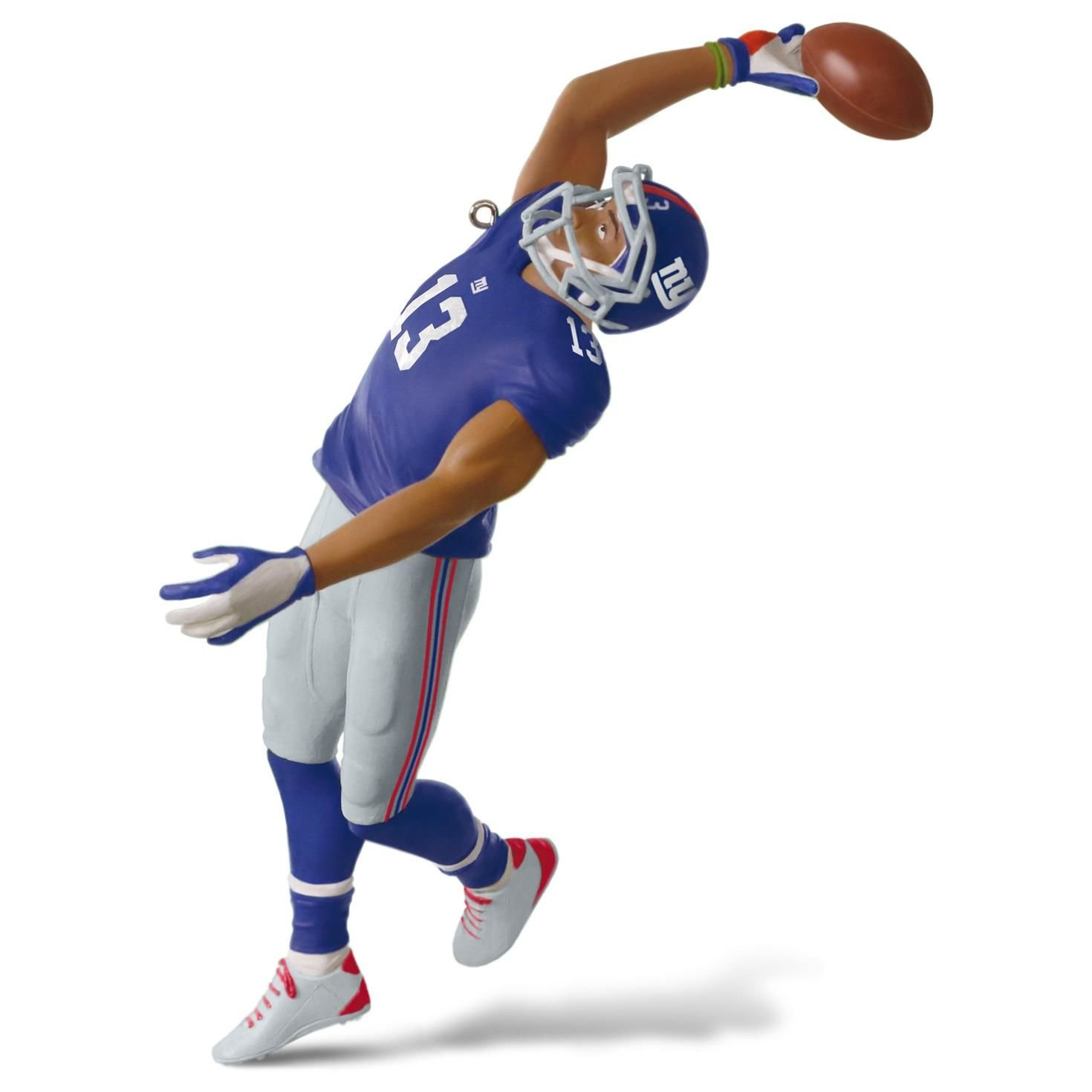 Amazon.com: Hallmark Odell Beckham Jr. New York Giants Ornament ...