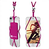 Cell Phone Lanyard Strap, Gear Beast Universal Smartphone Case Holder Necklace
