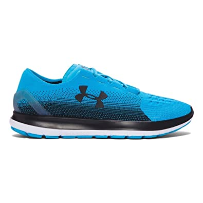 Under Armour UA Speedform Slingride Fade Bleu - Chaussures Baskets basses Homme