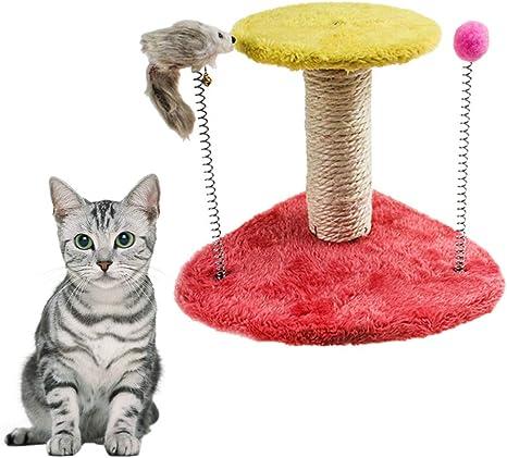 Popop - Gato de escalada con gato, diseño de gato y ratón ...