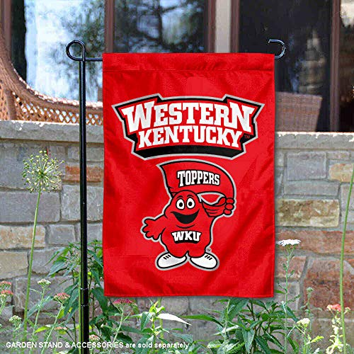 Western Kentucky University Garden Flag and Yard Banner (Western University Kentucky)