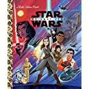 Star Wars: The Last Jedi (Star Wars) (Little Golden Book)