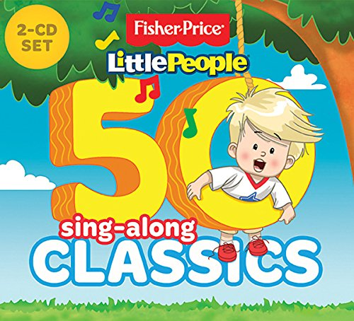 Price comparison product image Fisher-Price: 50 Sing-Along Classics
