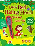 Little Red Riding Hood Sticker Activity (Fairytale Sticker)