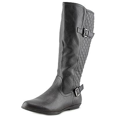 Cliffs by White Mountain Womens Foxfire (Wide Calf) Closed Toe Fashion Boots