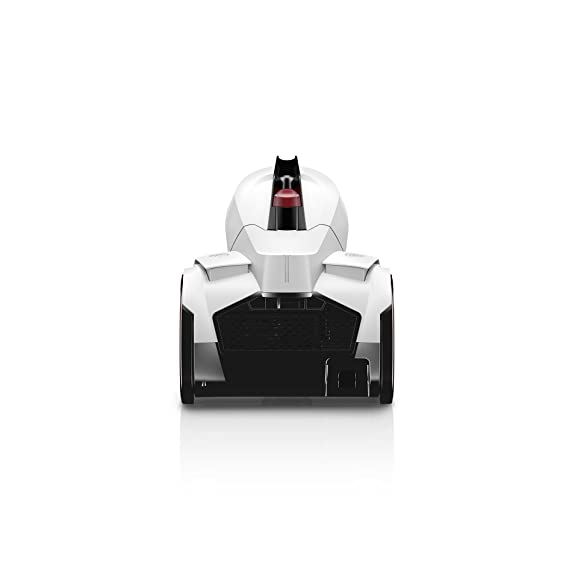 Dirt Devil Rebel 24 HE Aspirador sin Bolsa, Eco, ciclónico, 700 W, 1.8 litros, 79 Decibeles, Color Blanco: Amazon.es: Hogar