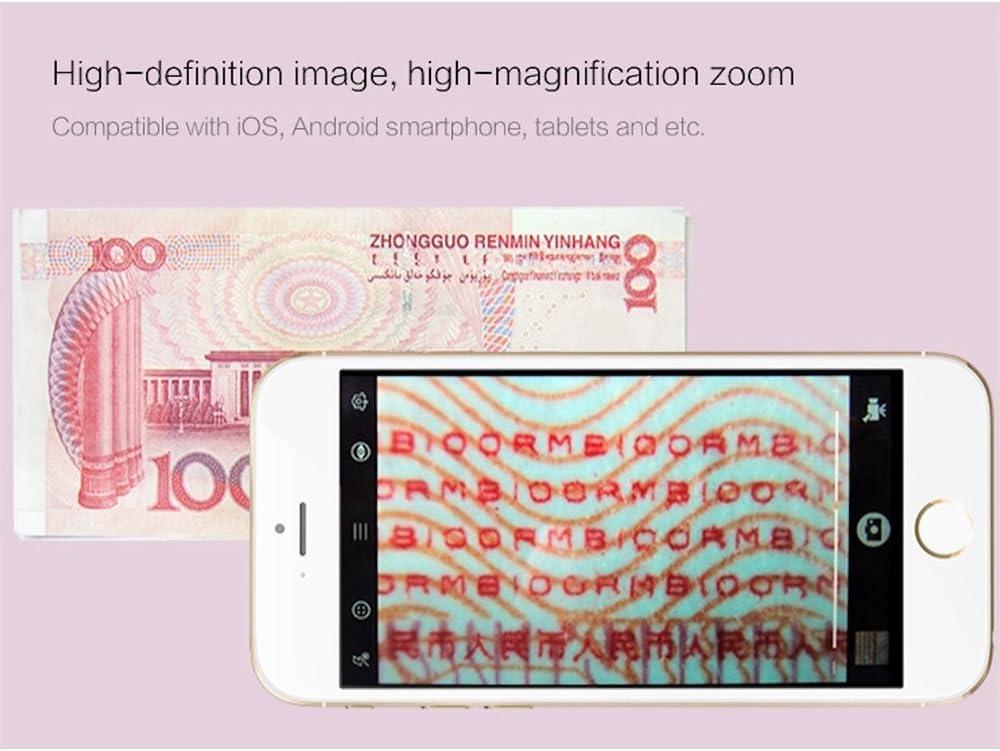 Supereyes S001 Smartphone obiettivo macro Magnifier del microscopio per Smartphone iPhone Samsung Tablets