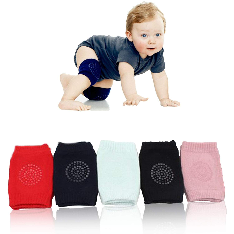 Un Par de Rodilleras Para Bebe Protector Para Gatear ~ Crawling Knee Pads Baby