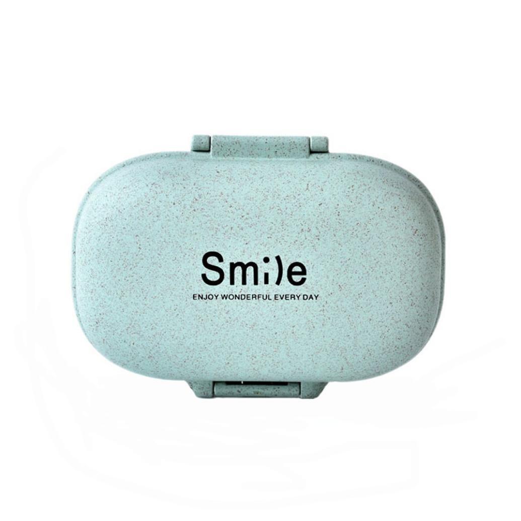 Amazon.com: Amaping Portable Pill Mini Box Medicine Storage ...