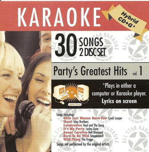 (ASK-83 Party Karaoke, Vol. 1; Michael Jackson, Cyndi Lauper and Steppenwolf)