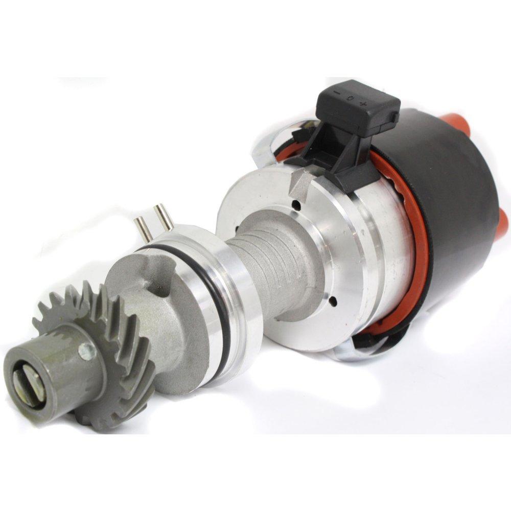 Distributor compatible with Volkswagen Cabrio 95-99 Cap