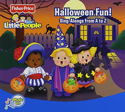 Halloween Fun! // Sing Along From A to