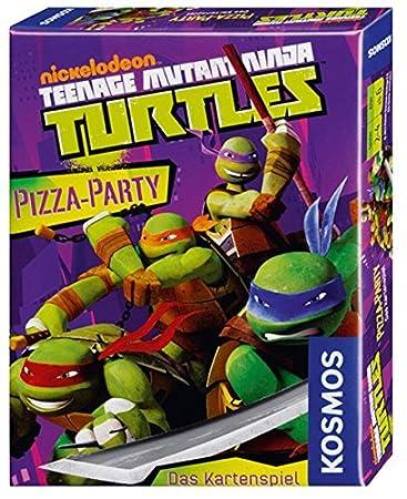 Amazon.com: Las tortugas Ninja Kartenspiel: Toys & Games