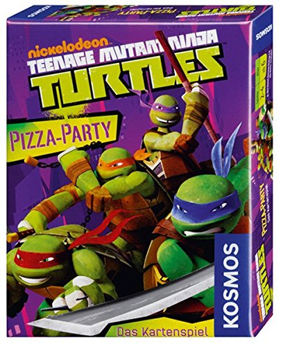 Amazon.com: Teenage Mutant Ninja Turtles: Pizza Party ...