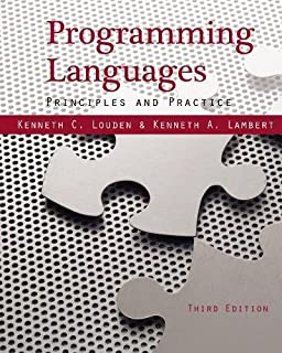 Common lispcraft 9780393955446 computer science books amazon programming languages principles and practices advanced topics fandeluxe Choice Image
