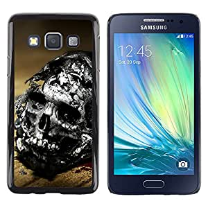 - Skull Tattoo Partterned - - Fashion Dream Catcher Design Hard Plastic Protective Case Cover FOR LG G3 Retro Candy