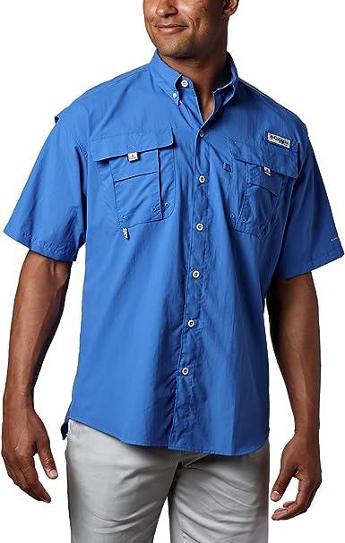 Columbia Camisa de Manga Corta Bahama II para Hombre