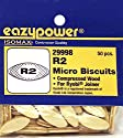 Eazypower 29998 R2 Mini Joiner Biscuits for Ryobi Joiner (50 Piece)
