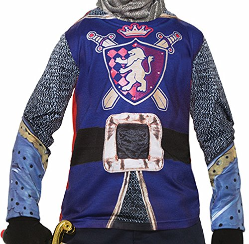 Forum Novelties Kids Knight Costume, Multicolor, Large -