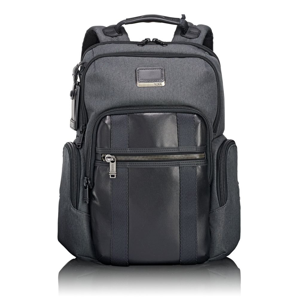 Amazon.com | TUMI - Alpha Bravo Nellis Laptop Backpack - 15 Inch Computer  Bag for Men and Women - Anthracite | Backpacks