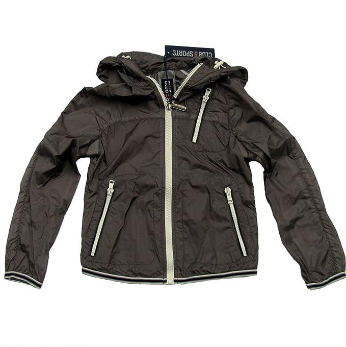 ed29c109f956 Club des Sports - Giacca - ragazzo grigio grigio  Amazon.it  Abbigliamento