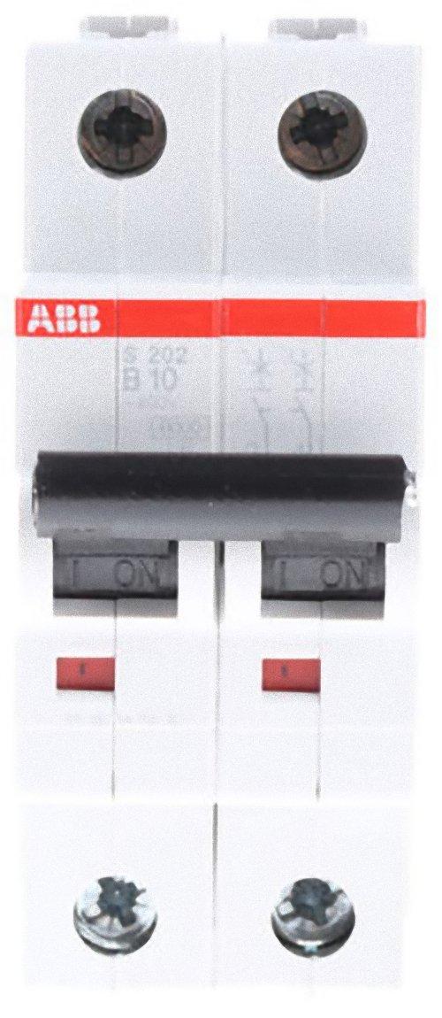 ABB Stotz S/&J Sicherungsautomat S202-B10 Prom Compact System pro M compact Leitungsschutzschalter 4016779466608